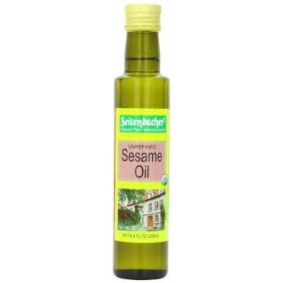 Seitenbacher Organic Oil, Sesame, 8.4-Ounce, 2 Count