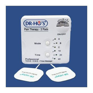 Dr-ho's (2 Pads) Muscle Pain Therapy System