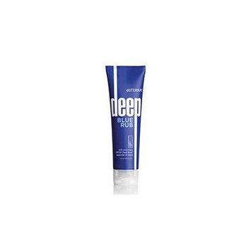 Deep Blue Rub (4oz) with FREE GIFT