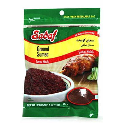 Sadaf Ground Sumac, 4 Oz (Pack of 2)