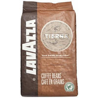 Lavazza Tierra! Intenso - Whole Bean Espresso Coffee, 2.2-Pound Bag - Pack of 2