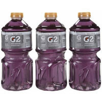 Gatorade G2 Grape - 64 oz - 3 pk