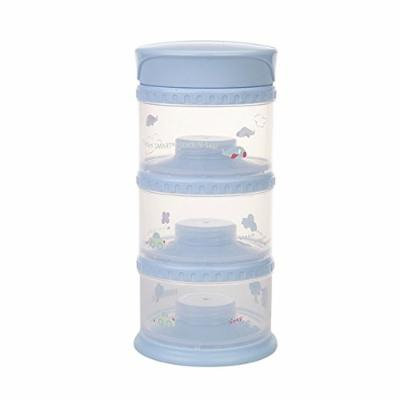Packin' SMART Twistable 3 Tier Travels - Blue