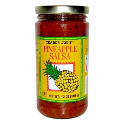 Trader Joe's Pineapple Salsa