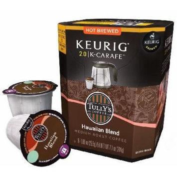 Keurig 48-ct Tully's Coffees Hawaiian Blend K-Carafe Packs