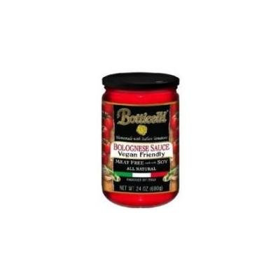 Botticelli Homemade Bolognese Sauce, 24 Ounce -- 6 per case.