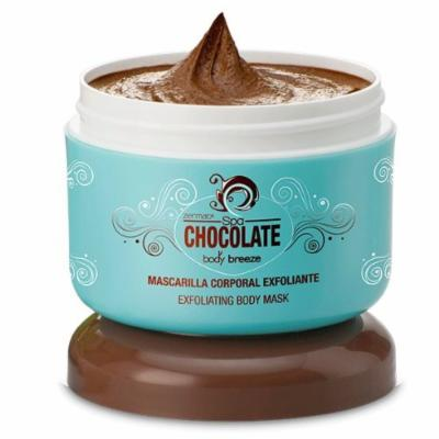 Zermat Chocolate Spa Exfoliating Body Maks 7oz, Mascarilla Corporal Exfoliante 200gr