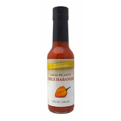 Delicious Habanero Spicy Sauce (Hot Spicy) 148 ml - from Costa Rica