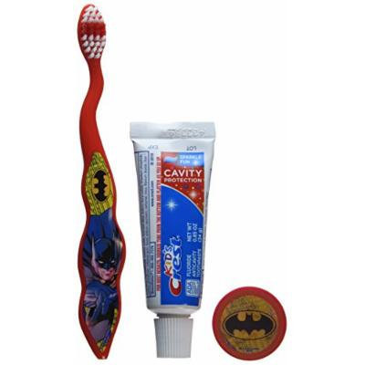 Justice League Batman Toothbrush Travel Kit
