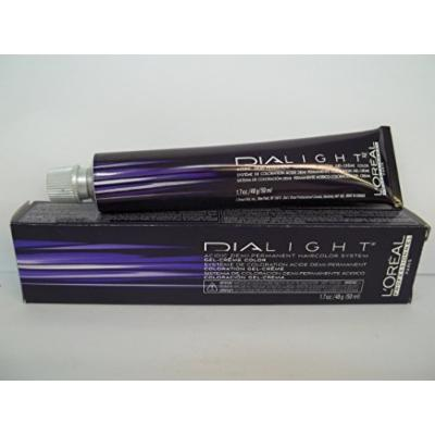L`oreal Dialight Acidic Demi-permanent Haircolor System Gel-creame Color 7.43/7cg by L'Oreal Paris