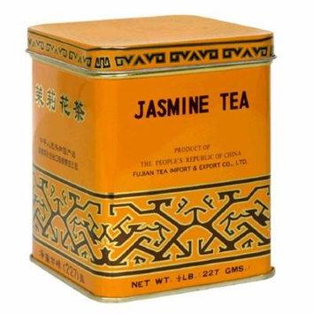 Sunflower Jasmine Tea, 8-Ounce Tins (Pack of 4)