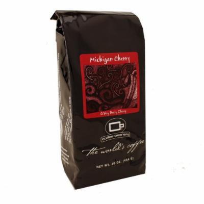 Coffee Beanery Michigan Cherry 8 oz. (Whole Bean)
