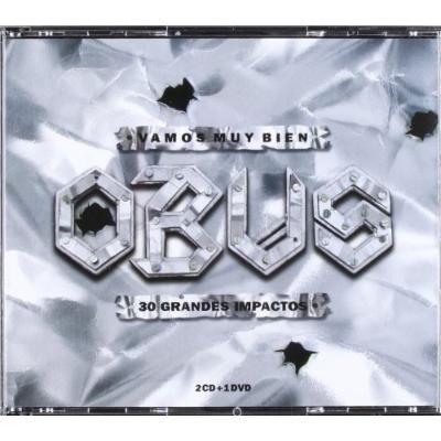 Vamos Muy Bien [ed. Cristal]+Dv by Obus [Music CD]
