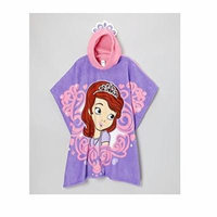 Sofia the First Hooded Towel