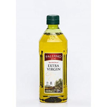 Palermo First Cold Pressed Extra Virgin Olive Oil 16 Oz (1 Pack)