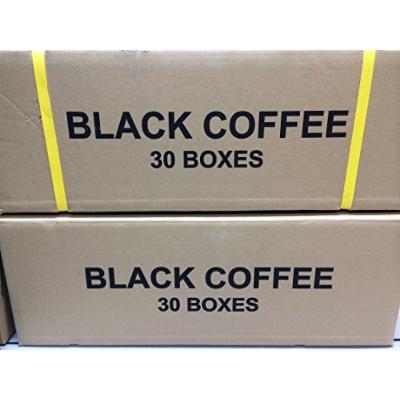 60 Boxes Organo Gold Gourmet Black Coffee - 1800 Sachets Free Shipping