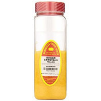 Marshalls Creek Spices Sugar Crystals Seasoning, Yellow, XL Size, 20 Ounce