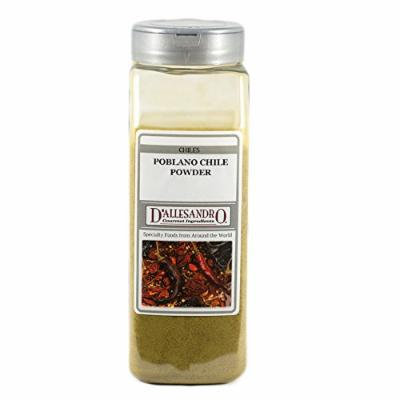 Poblano Chile Powder, 16 Oz
