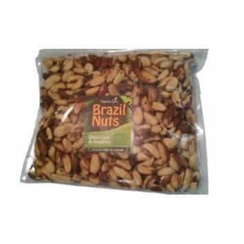 Raw Whole Brazil Nuts, 10LBS