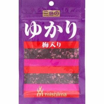 Mishima Yukari Ume Rice Seasoning Mix, .78-Ounce Units (Pack of 10)