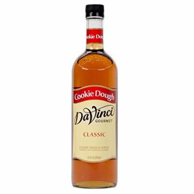 DaVinci Gourmet Classic Flavored Syrups Cookie Dough 750 mL