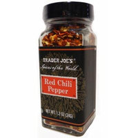 Trader Joe's Crushed Red Chili Pepper 1.2 Ounces