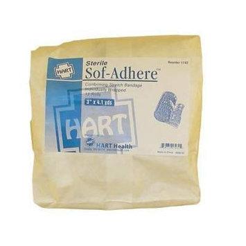Rolled Gauze Bandages, 3