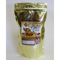 Nuts, Raw, Soaked & Dried, Certified Organic, Mixed 1 lb.