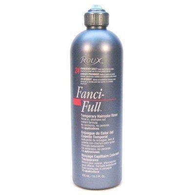 Roux Fanci-Full Rinse #24 Forbidden Gold 15.2 oz.