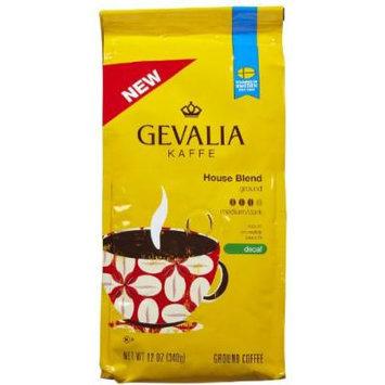 Gevalia Premium House Blend Decaf Coffee-12 oz