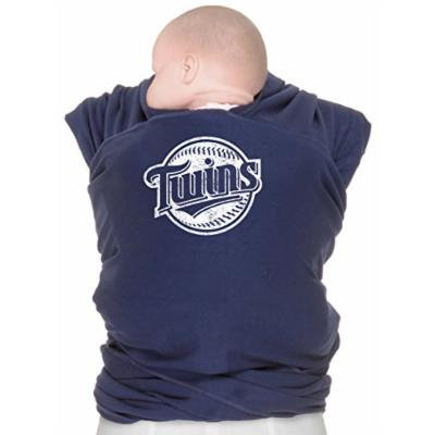 Moby Wrap MLB Edition Baby Carrier, Minnesota Twins, Navy