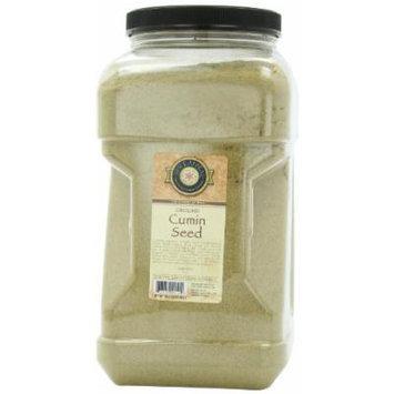 Spice Appeal Cumin Seed Ground, 80-Ounce Jar
