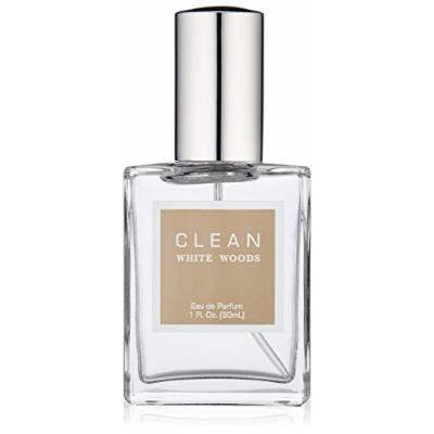 CLEAN White Woods Eau de Parfum Spray, 1 Fl. oz.