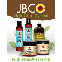 Tropic Isle Living Jamaican Black Castor Oil Hair Care System for Permed Hair