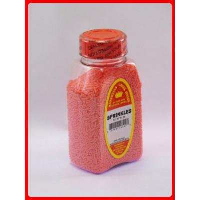 Marshalls Creek Spices Sprinkles Pink, 10 Ounce