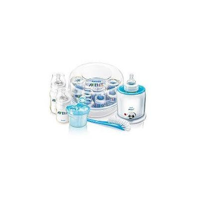 Philips Avent BPA Free All in One Gift Set