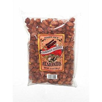 Cinnamon Roasted Almonds, 12 oz