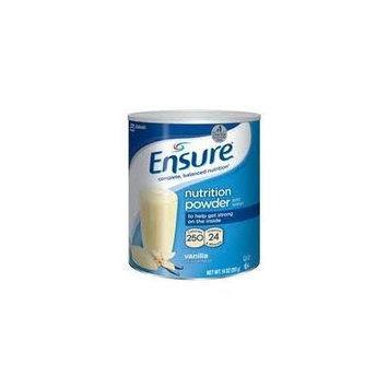 Ensure Vanilla Powder ***10 CASE SPECIAL*** 14oz Cans 6/Case