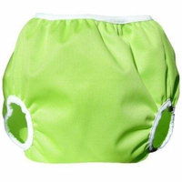 Bummis - Bummis Pull On Diaper Cover, Small (8-18 lbs.), Lime
