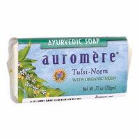 Auromere Ayurvedic Soap - Tulsi-Neem 0.71 oz (20 grams) Bar(S)
