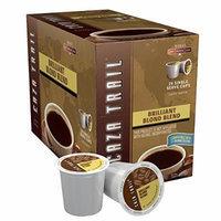 Caza Trail Coffee, Brilliant Blond Blend, 24 Single Serve Cups