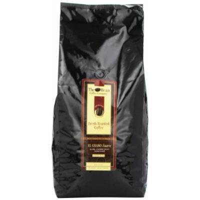 The Bean Coffee Company, El Grano Suave (Columbian Excelso), Whole Bean, 5-Pound Bags