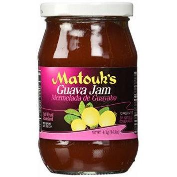 Matouk's Guava Jam, 14.5 Ounce