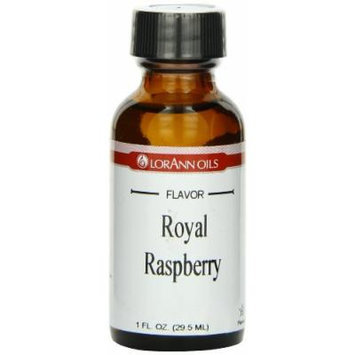 LorAnn Oils Flavor Extract, Royal Raspberry, 1 Ounce