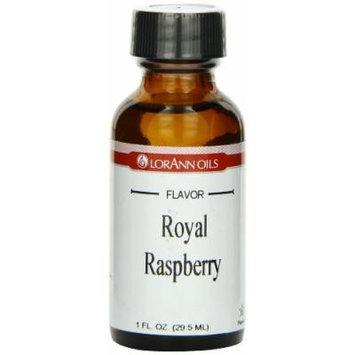 LorAnn Oils Flavor Extract, Royal Raspberry, 1 Ounce
