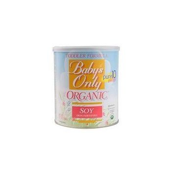 Nature's One Baby's Only Organic Soy Toddler Formula Iron Fortified -- 12.7 oz