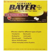Bayer Aspirin, 200 Count