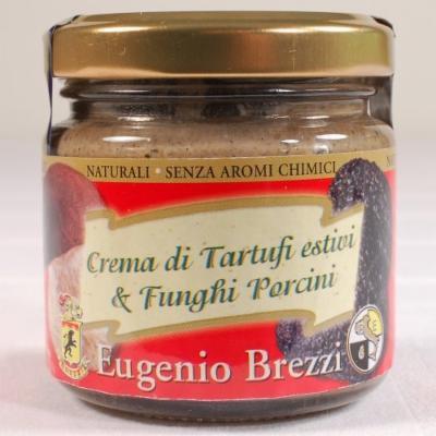 Summer Black Italian Truffle Paste with Porcini Mushrooms - 1 x 3.50 oz