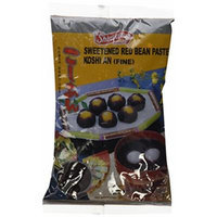Koshi an (Fine Sweeted Red Bean Paste) - 17.6oz (Pack of 1)