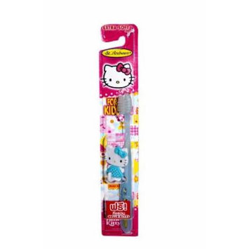 Hello Kitty Extra Soft Toothbrush For Kids (Pack of 2)